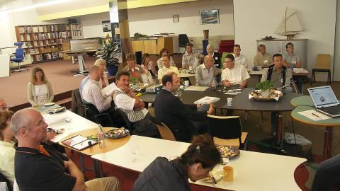 6.11.2008 - Workshop in Straubenhardt bei Vital-Office GmbH, Holzbachtal 204 (im Teppichland), 75334 Straubenhardt