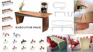 Sculpture is architecture: A table of class